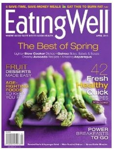 EatingWell Magazine sale