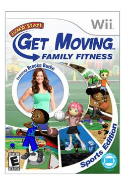 Get Moving Family Fitness