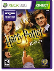 Harry Potter for Kinect Video Game