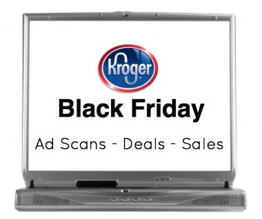 Kroger Black Friday sales