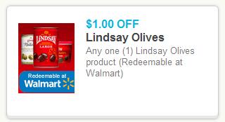 Lindsay Olives Coupon