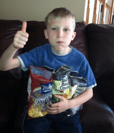 Mike-Sell's Snack Company Giveaway