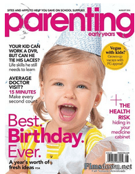 Parenting Early Years Magazine