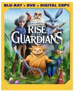 Rise of the Guardians Blu-Ray DVD Combo