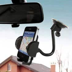 Smartphone mount for car