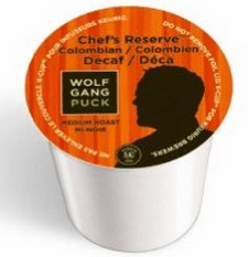 Wolfgang Puck Coffee K-Cup
