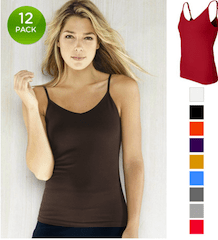 Women's Cotton Camisole