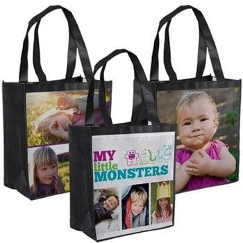 custom reusable grocery bag sale