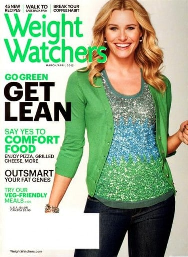 weight watchers magazine sale