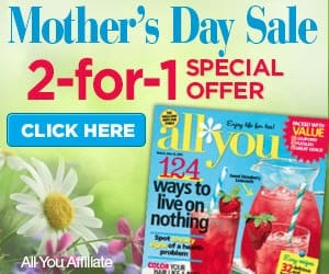 All You Magazine Sale May