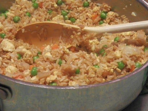 Copycat Chinese Fried Rice Recipe