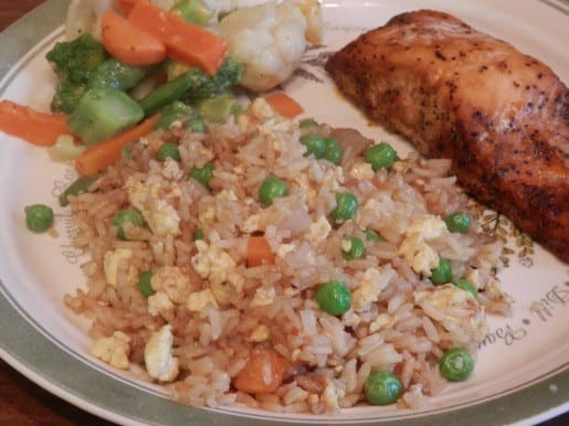 Copycat Chinese Fried Rice