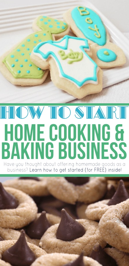 Are others always asking you for your recipes or to do them favors and make baked goods or great dishes? Well, turn that into an income by starting a home cooking or baking business! Learn how to get started for FREE in this post!