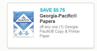GP Paper Coupon