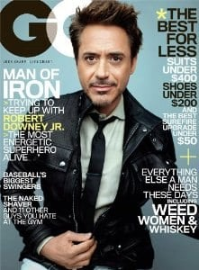 GQ Magazine Sale