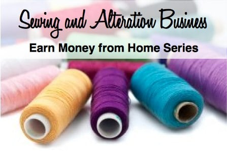 How to Start a Sewing and Alteration Business from Home