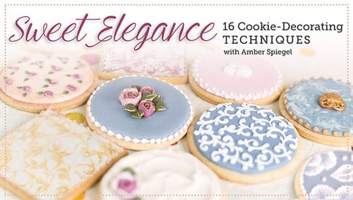 Online Cookie Decorating Class