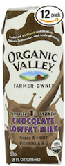 Organic Valley Chocolate Milk