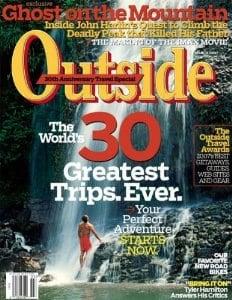 Outside Magazine Sale
