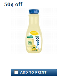 Tropicana Coupon