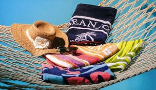 Carribean Joe beach towels