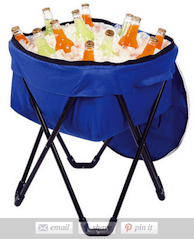Etna Standing Cooler and Tub