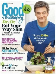 Good Housekeeping Magazine Sale