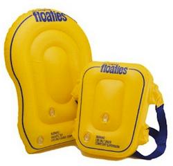Inflatable Kickboard and Vest