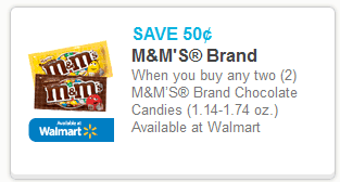 M&M Coupon