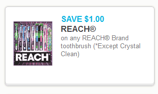 Reach Toothbrush