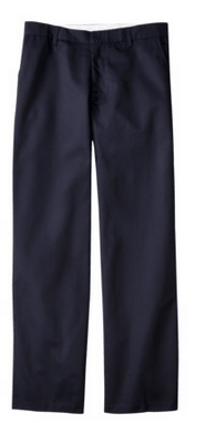 Boys Navy Uniform Pants