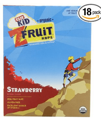 Clif Kid Fruit Ropes
