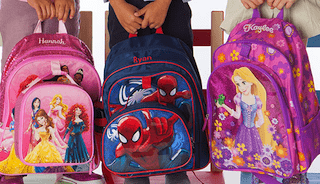 Disney Store Backpack Sale