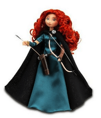 Disney Store Disney Princess Merida Doll