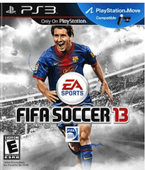 FIFA Soccer 13 Video Game