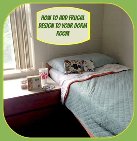 Dorm Room Ideas on Frugal Decorating Ideas For A College Dorm Room