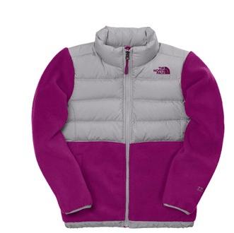 North Face Girls Denali Jacket