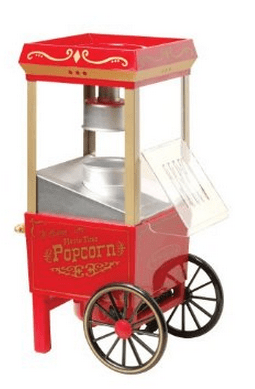 Nostalgia Air Popcorn Maker