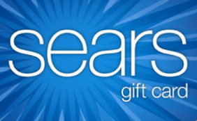 Sears Gift Card Deals