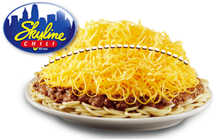 Skyline Chili Sky-ways