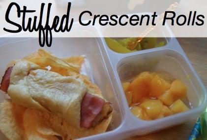 Stuffed Crescent Rolls