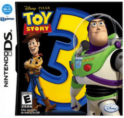 Toy Story 3 Video Game