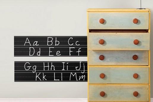 Wall Pops Peel-N-Stick Chalkboard Decals