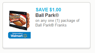 Ball Park Franks Coupon
