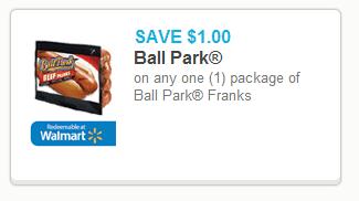 Ball Park Franks Coupon