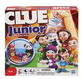 Clue Carnival Board Game