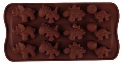 Dinosaur Silicone Chocolate Mold