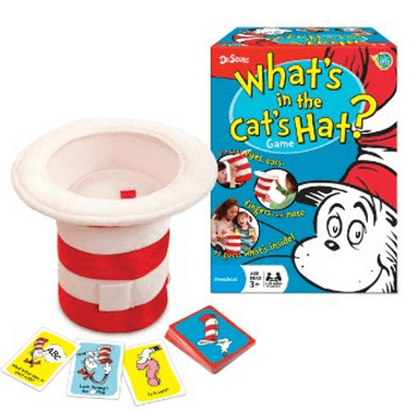 Dr.Seus What's in the Cat's Hat Game