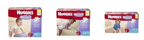 Huggies Diaper Sale