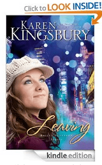 Karen Kingsbury Leaving